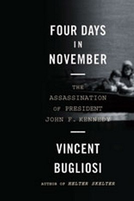 Image for Four Days in November: the Assassination of President John F. Kennedy