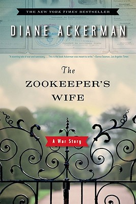 Image for ZOOKEEPER'S WIFE, THE A WAR STORY