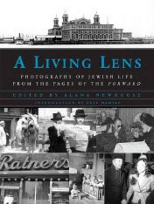 Image for A Living Lens: Photographs of Jewish Life from the Pages of the Forward