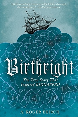 Image for Birthright: The True Story that Inspired Kidnapped