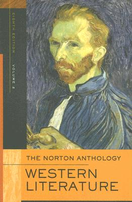 Image for The Norton Anthology of Western Literature, Volume 2
