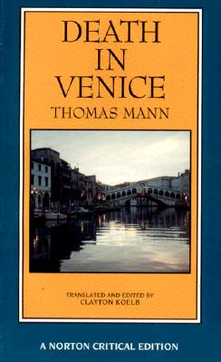 Image for Death in Venice (A Norton Critical Edition)