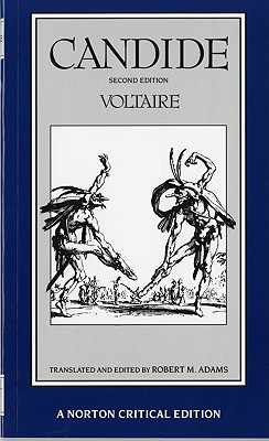 Image for Candide (A Norton Critical Edition)