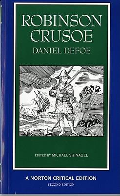 Robinson Crusoe (Norton Critical Editions), Defoe, Daniel