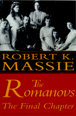 Image for The Romanovs