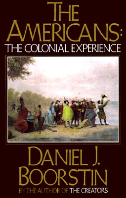Image for AMERICANS: THE COLONIAL EXPERIENCE