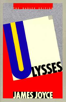 Ulysses (The Gabler Edition), Joyce, James