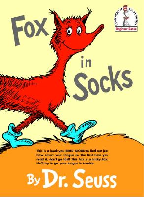 Fox in Socks (Beginner Books), Dr. Seuss, Theodore Geisel