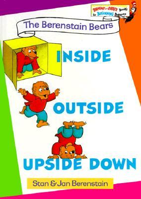 Image for Inside Outside Upside Down (Berenstain Bears)