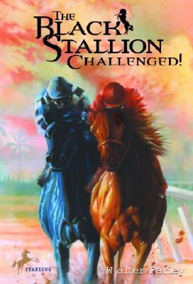 Image for The Black Stallion Challenged!