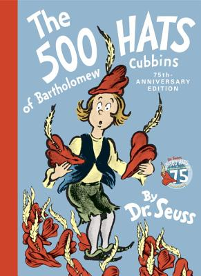Image for The 500 Hats of Bartholomew Cubbins (Classic Seuss)
