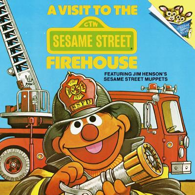 Image for A Visit to the Sesame Street Firehouse (Pictureback(R))