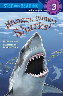 Image for Hungry, Hungry Sharks (Step-Into-Reading, Step 3)