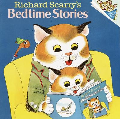 Image for Richard Scarry's Bedtime Stories (Pictureback(R))