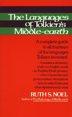 Image for The Languages of Tolkien's Middle-Earth