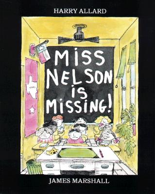 MISS NELSON IS MISSING, ALLARD, HARRY
