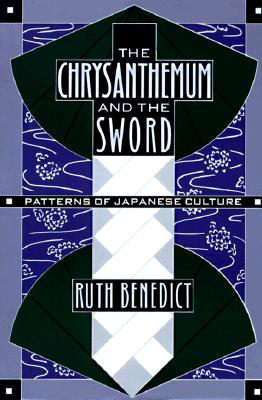 Image for The Chrysanthemum and the Sword: Patterns of Japanese Culture