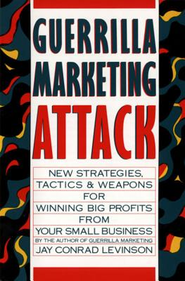Guerrilla Marketing Attack, Levinson, Jay Conrad