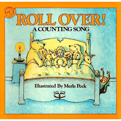 """Roll Over!: A Counting Song, """"Peek, Merle"""""""