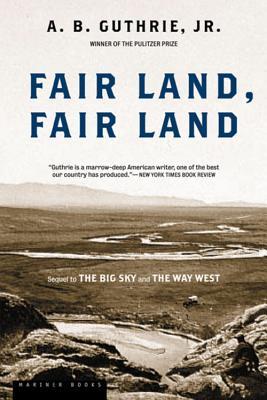 Image for Fair Land, Fair Land