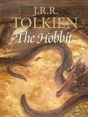 Hobbit, J.R.R. TOLKIEN R., ALAN LEE