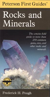 Image for Peterson First Guide to Rocks and Minerals