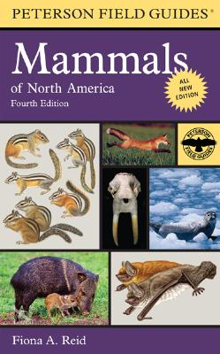 Image for Peterson Field Guide to Mammals of North America: Fourth Edition (Peterson Field Guides)