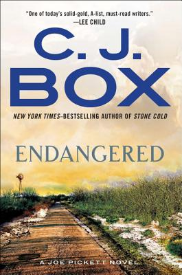 ENDANGERED JOE PICKETT #15, BOX, C. J.