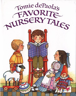 Image for Tomie dePaola's Favorite Nursery Tales