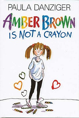 Image for Amber Brown Is Not a Crayon