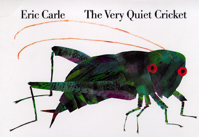 Image for The Very Quiet Cricket Board Book