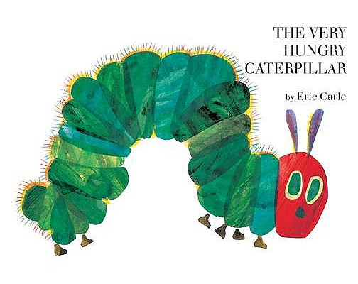 VERY HUNGRY CATERPILLAR, CARLE, ERIC