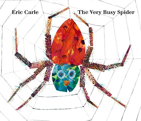 Image for VERY BUSY SPIDER