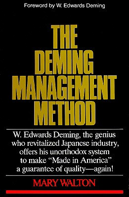 Image for The Deming Management Method