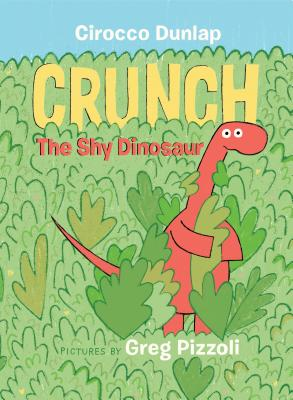 Image for Crunch, the Shy Dinosaur