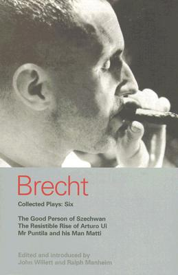 Image for Brecht Collected Plays Volume 6