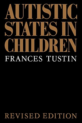 Image for Autistic States in Children