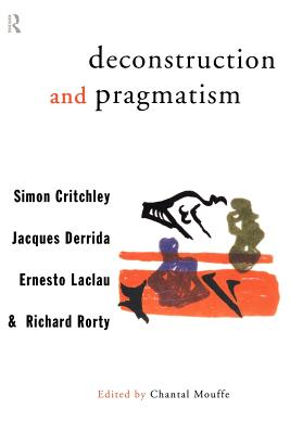 Image for Deconstruction and Pragmatism