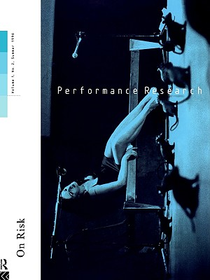 Image for Performance Research V1 Issu 2 (Performance Research No. 1)