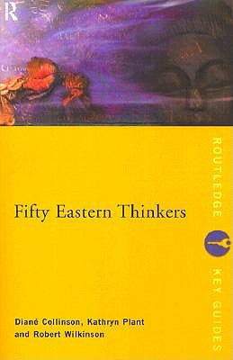 Image for Fifty Eastern Thinkers (Routledge Key Guides) First Edition