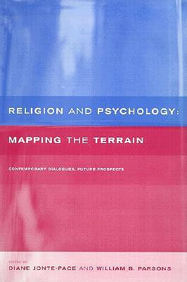 Image for Religion and Psychology: Mapping the Terrain