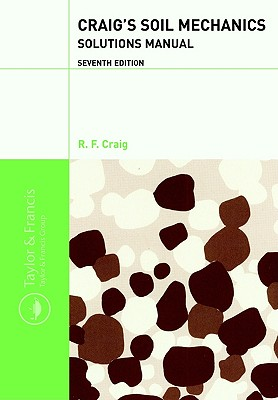 Image for Craig's Soil Mechanics: Solutions Manual