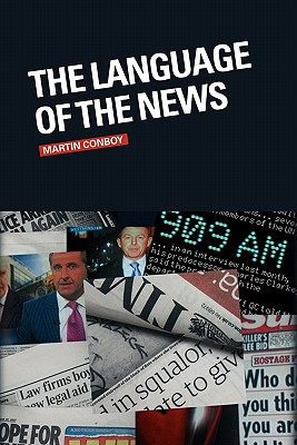 The Language of the News, Conboy, Martin
