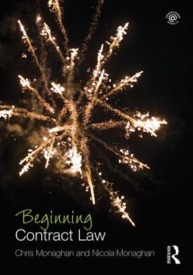Image for Beginning Contract Law (Beginning the Law)