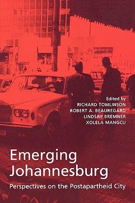 Image for Emerging Johannesburg