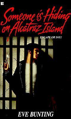 Image for Someone Is Hiding on Alcatraz Island