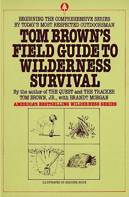 Image for Tom Brown's Field Guide to Wilderness Survival