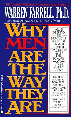 Why Men Are the Way They Are, Farrell, Warren