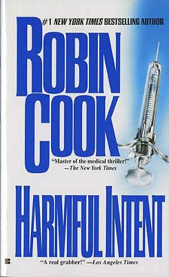 "Harmful Intent, ""Cook, Robin"""