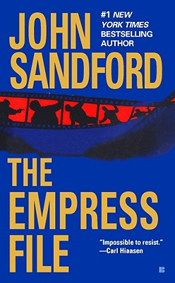 Image for The Empress File (Kidd)